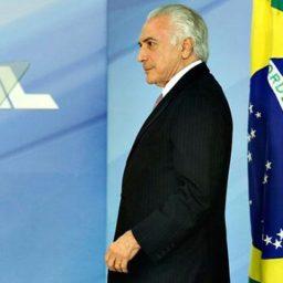 Pela 1ª vez em MT, presidente Temer participa de inauguração de indústria em Lucas do Rio Verde