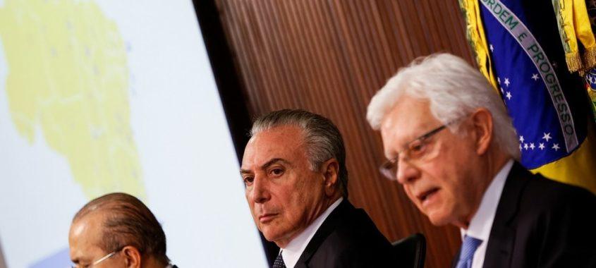 PF pede mais 60 dias de prazo para concluir inquérito sobre Temer, Moreira e Padilha