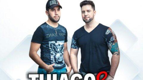 Thiago e Celismar animam show ao vivo no Jubinha nesta quinta