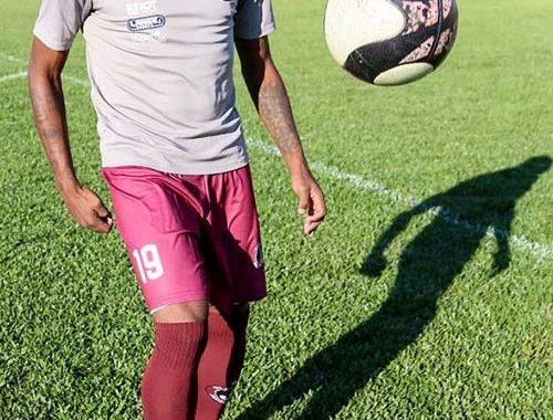 Atacante que jogou no Barra do Garças Futebol Clube reforça time catarinense